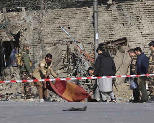 Afghanistans president sier ja til tre dagers våpenhvile