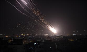 Israel kaller inn reservister etter Gaza-opptrapping