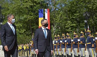 Nato-land i øst ber alliansen styrke sitt nærvær