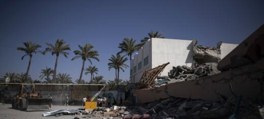 Dødstallene stiger på Gazastripen