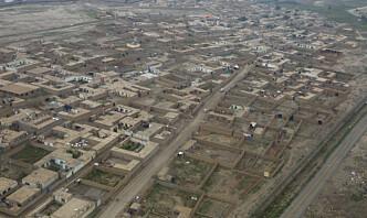 Taliban erobret viktig område i utkanten av Kabul