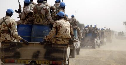 FN-styrker jakter på jihadister bak amputasjoner i Mali