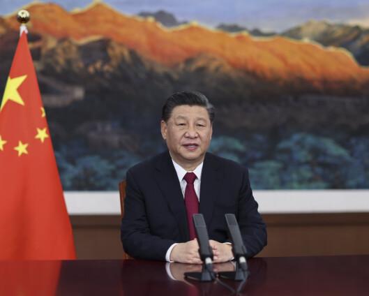 Mange falske kinesiske kontoer på vestlige sosiale medier