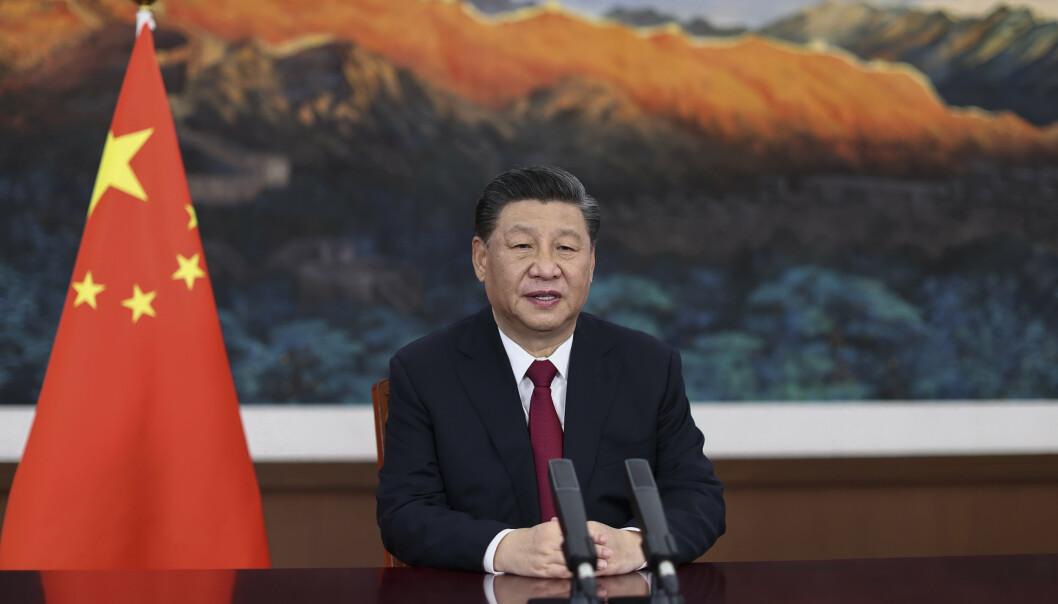 PÅVIRKNING:Kinas president Xi Jinping har kalt internett en hovedslagmark for opinionen.