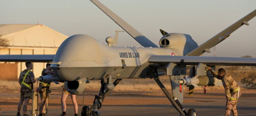 Autonome våpensystemer: – Bruk teknologien