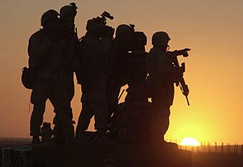 USA har trukket seg ut av base ved Kandahar