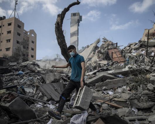 Både Israel og Hamas anklages for krigsforbrytelser