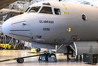 Orion-flyene skal operere fra Andøya frem til 2023.
