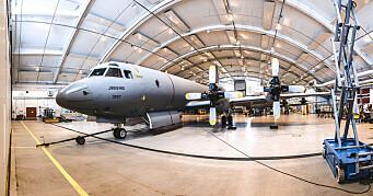 Forsvaret har to årganger med patruljefly. De nyeste ble innfaset i 1989.