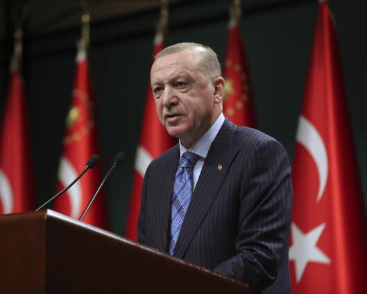 USA fordømmer Erdogans Israel-kommentarer