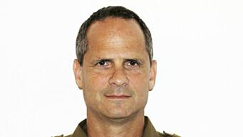 Israels okkupasjon er meningsløs, mener norsk-israelske Bjørn Hermann Ueland.