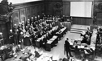 Faktisk.no: Ryktene om en ny Nürnberg-prosess er bare tull