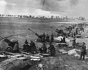 Et av de verste blodbadene under andre verdenskrig