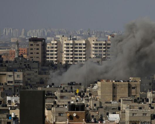 Våpenhvile mellom Israel og Hamas har trådt i kraft
