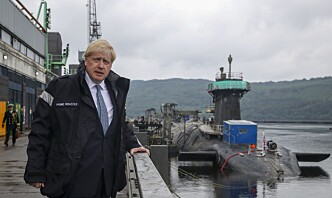 Understanding Boris Johnson's Nuclear Policy: New Weapons, Old Delusions