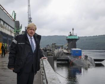 Nye våpen, gamle vrangforestillinger: Hvordan forstå Boris Johnsons atomvåpen-politikk
