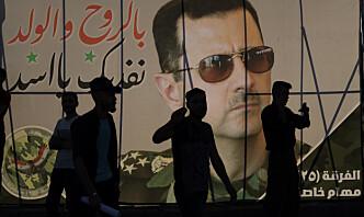 Syria holder valg på Assads premisser