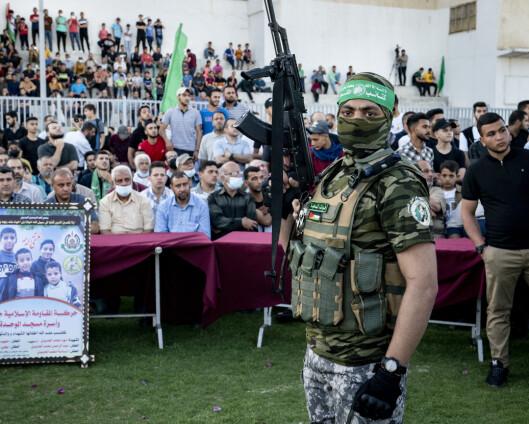 Blinken lover støtte til Gaza