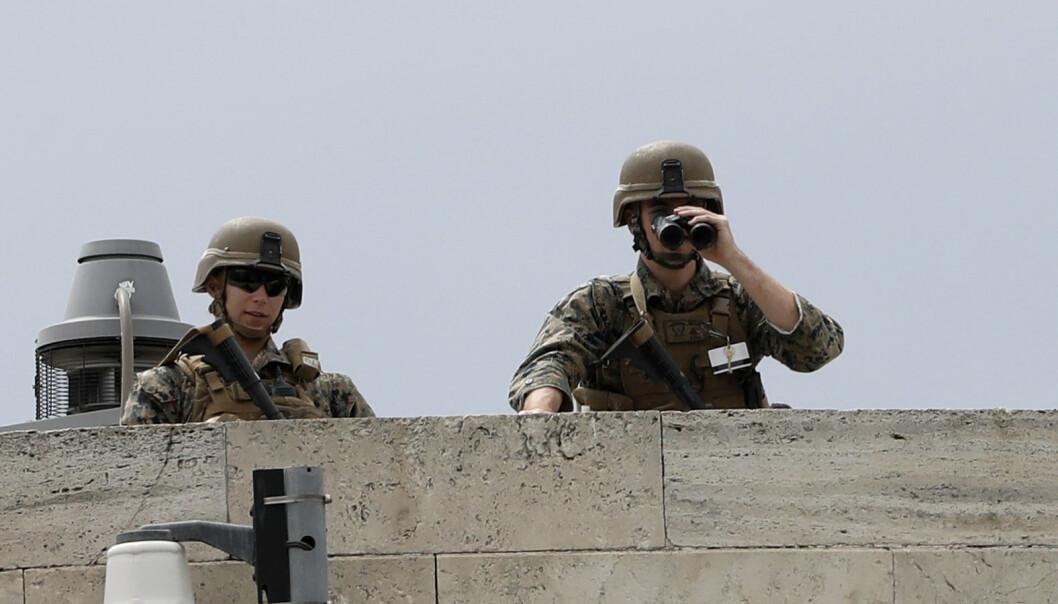 KONFLIKT: Armenia og Aserbajdsjan har vært i konflikt siden Sovjetunionens oppløsning.