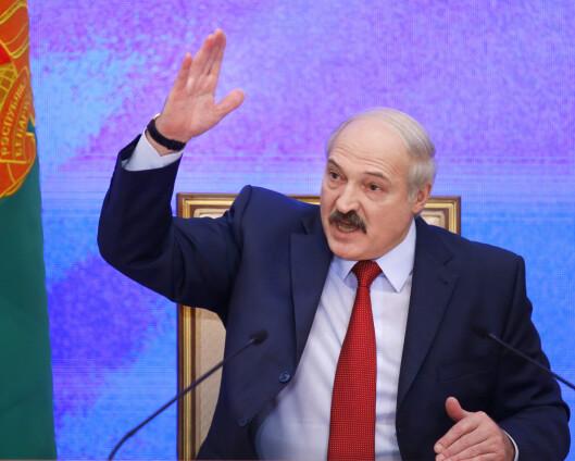 Lukasjenko: – Jeg handlet lovlig for å beskytte folket