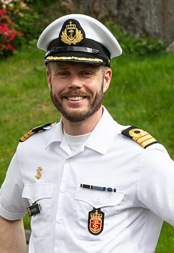 STIPENDIAT: Sverre Sanden er doktorgradsstipendiaten som skal gjennomføre prosjektet.