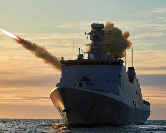 Danmark sender fregatt til Guineabukten på piratjakt