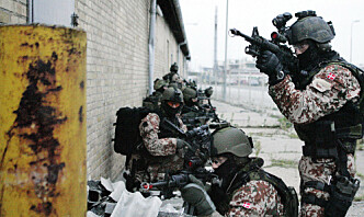 Danmark sender militært bidrag til terrorbekjempelse i Sahel
