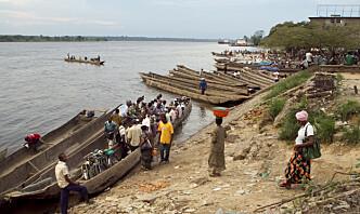 Afrikansk dominans i rangering av glemte kriser