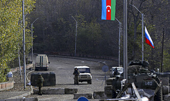 Armenia: Seks tjenestemenn pågrepet av Aserbajdsjan ved grensen
