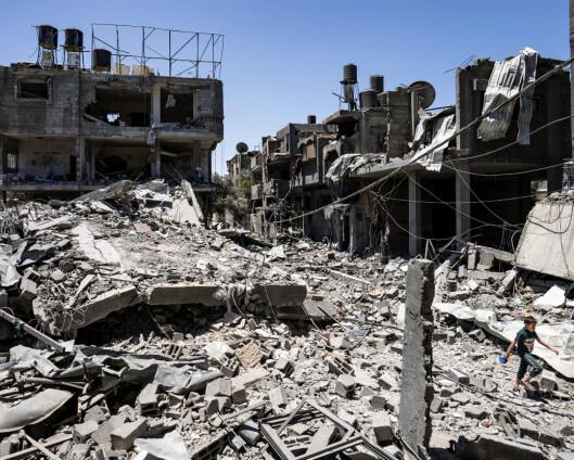 FN: Israel kan ha begått krigsforbrytelser under Gaza-angrep