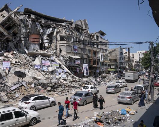 FNs menneskerettsråd beordrer omfattende gransking i Israel og Palestina