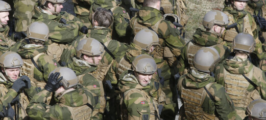 Tillitsvalgt i hæren frykter vaksinekaos