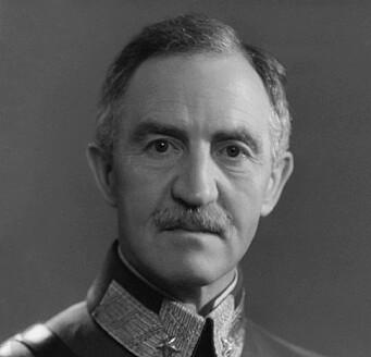 GENERAL: Carl Gustav Fleischer