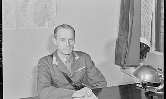 Norges brigadesjef under krigen: – Forsvarets Overkommando er håbløs!