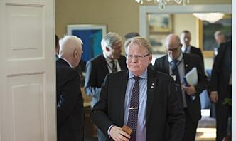 Sverige krever svar fra Danmark etter avsløringer om spionasje