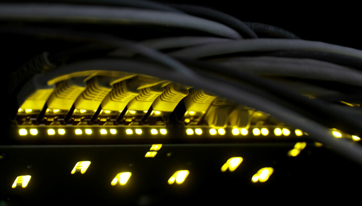 OVERVÅKNING: USA skal ha benyttet danske internettkabler til å overvåke norske politikere, ifølge kildene.