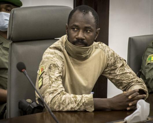 Mali suspenderes fra ECOWAS etter nytt kupp