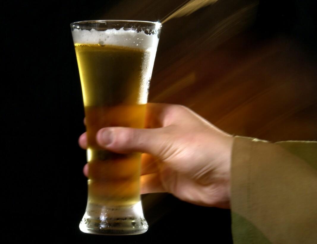 FORSLAG: Alkoholservering i leir er et av forslagene som legges frem på de tillitsvalgtes landskonferanse i juni.