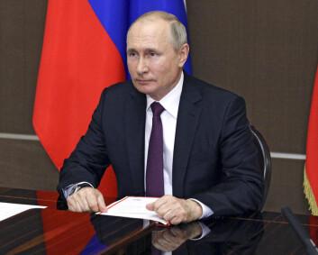 Putin villig til å diskutere menneskerettigheter med Biden