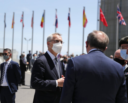 Stoltenberg: Justeringer når 30 land skal bli enige