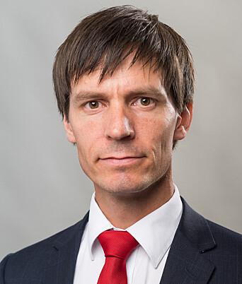 Kommunikasjonssjef i Forsvarets veterantjeneste, Jostein Røraas.