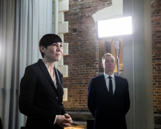 – Norge trenger politiske ledere som ikke lar seg sjarmere av propagandaen fra den kalde krigen