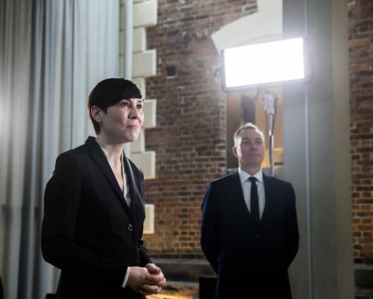 Eriksen Søreide: – God Nato-gjennomgang før toppmøtet
