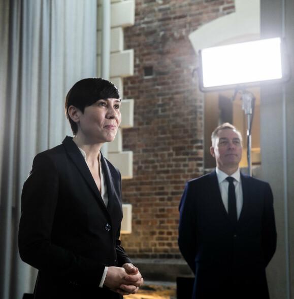 «Norge trenger politiske ledere som ikke lar seg sjarmere av propagandaen fra den kalde krigen»