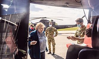 – Avtalen med USA løfter norsk forsvarsevne