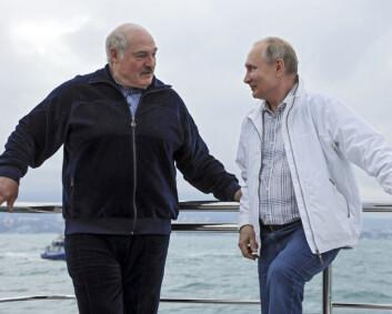 Flykapring i Lukasjenkos Hviterussland
