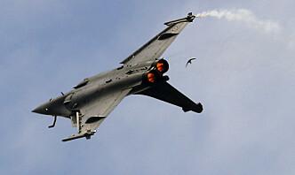 Stor nedgang i den franske våpeneksporten