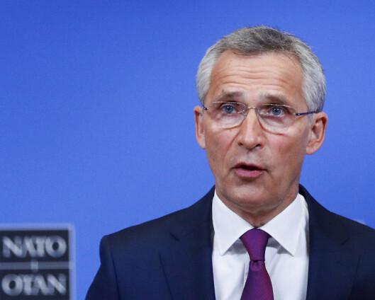 Stoltenberg vil klarhet i hva som kan ha skjedd i dansk spionasjesak