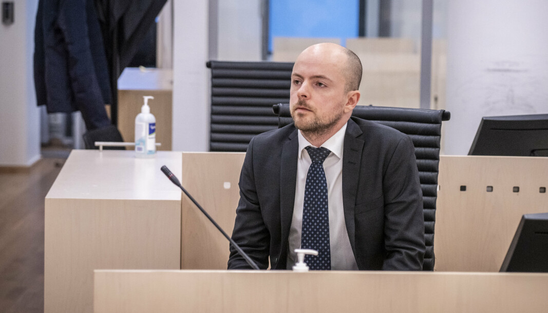 ØNSKER FRIFINNELSE: 16-åringens forsvarer Andreas Berg Fevang ber om at gutten frifinnes.
