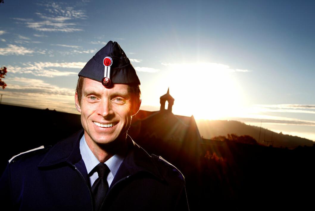 GENERALMAJOR: Rolf Folland tar over som sjef Luftforsvaret i august.